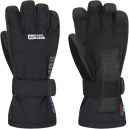 Černé pánské rukavice SHORTYS - NBWG2933