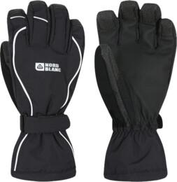 Černé dámské rukavice SNOO - NBWG2934