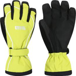 Žluté dámské rukavice SNOO - NBWG2934