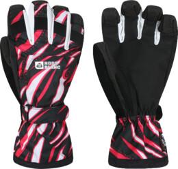 Černé dámské rukavice BOAR - NBWG2936