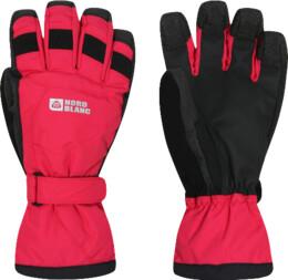 Růžové dámské rukavice BOAR - NBWG2936