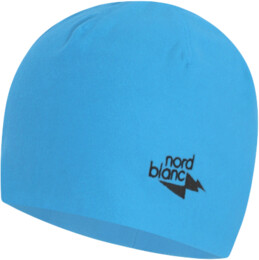 Modrá čepice HATI - NBWHK2957M