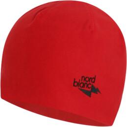 Červená čepice HATI - NBWHK2957M