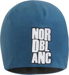 Modrá čepice LANC - NBWHK2960M