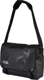 Black shoulder bag WORKSTATION - NBB3667