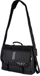 Black shoulder bag COURIER - NBB3668