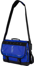 Blue shoulder bag COURIER - NBB3668