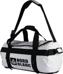 White sports bag TRAVELLER - NBB3670