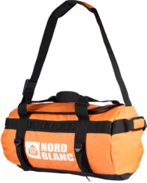 Orange sports bag TRAVELLER - NBB3670