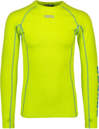 Men's green winter baselayer top ORB - NBBMD3874