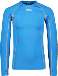 Men's blue winter baselayer top ORB - NBBMD3874