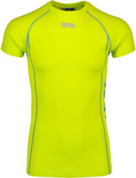 Men's green winter baselayer top PROTECTOR - NBBMD3875