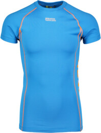 Men's blue winter baselayer top PROTECTOR - NBBMD3875