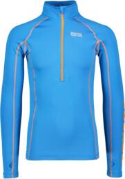 Modré pánske zimné termo tričko FLAME