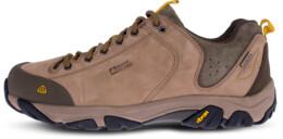Béžové pánské kožené outdoorové boty FIRSTFIRE - NBLC40B