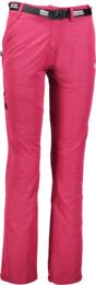 Women's pink outdoor pants MAIZACH - NBSLP4227B