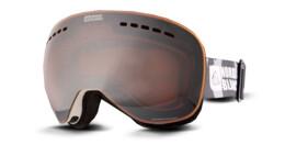 Biele lyžiarske okuliare TACTICLE - NBWG4429