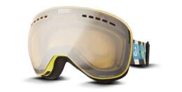 Zelené lyžiarske okuliare TACTICLE - NBWG4429