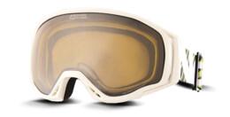 Biele lyžiarske okuliare LOOK - NBWG4430