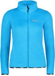 Hanorac din fleece albastru pentru femei COMFORT - NBWSL4549