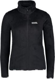Hanorac din fleece negru pentru femei COMFORT - NBWSL4549