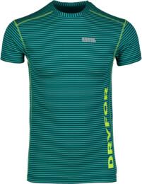 Zöld férfi egész éves termikus póló HYBRID