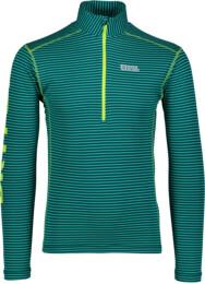 Zelené pánské celoroční termo triko DELUX - NBWFM4639