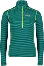 Zelené dámské celoroční termo triko SENSITIVE - NBWFL4643