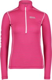 Ružové dámske celoročné termo tričko SENSITIVE - NBWFL4643