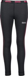 Čierne dámske celoročné termo nohavice  FIT - NBWFL4644
