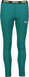 Zelené dámske celoročné termo nohavice  FIT - NBWFL4644
