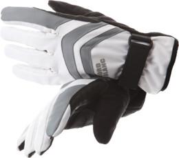 Bílé softshellové rukavice SPIRIT - NBWG4716