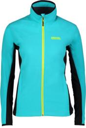 Modrá dámska ľahká softshellová bunda TRUST - NBSSL4998