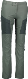 Szürke női ultra konyű outdoor nadrág COGENT - NBSPL5029