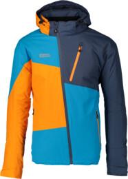 Modrá pánská snowboard bunda CONSTELLATION