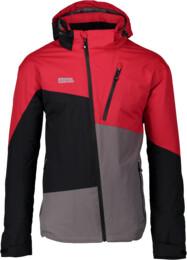 Men's green snowboard jacket CORBEN