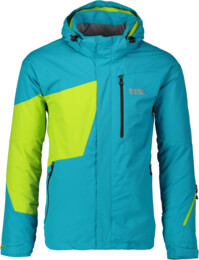 Men's blue ski jacket CALIBER