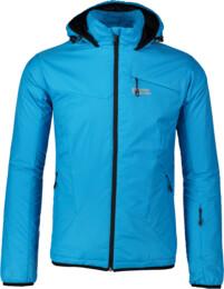 Modrá pánská sportovní bunda ISOMER - NBWJM5313