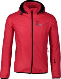 Červená pánská sportovní bunda ISOMER - NBWJM5313