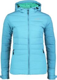 Modrá dámská zimní bunda HAVOC