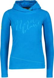 Women's blue light fleece jacket ADVANTAGE