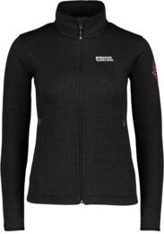 Čierny dámsky sveter WINDWALL