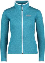 Women's blue sweater fleece WINDWALL