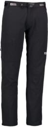 Pantaloni de timp liber negri pentru bărbați BUDGE - NBSPM5523