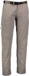 Pantaloni de timp liber gri pentru bărbați BUDGE - NBSPM5523