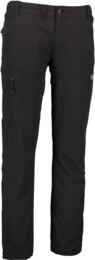 Pantaloni de timp liber negri pentru bărbați MOVE - NBSPM5529