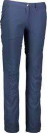 Fialové dámské ultra lehké outdoorové kalhoty SCIENCE - NBSPL5543