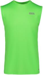 Men's green functional jogging top KEEN