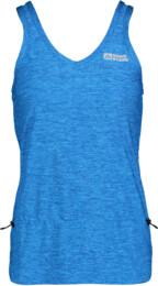 Kék női funkciós fitness trikó WAY - NBSLF5587