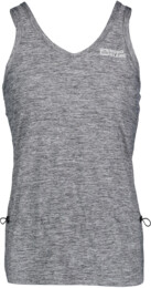Szürke női funkciós fitness trikó WAY - NBSLF5587